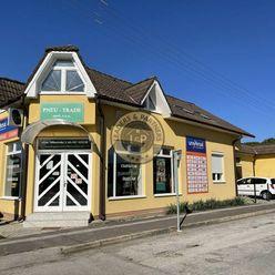 Na predaj spoločnosť s budovou v Tornali