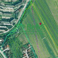 BeMi reality Vám exkluzívne ponúka na predaj pozemok v Prešove - Solivar.