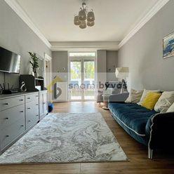 4 i jedinečný byt 98 m2 + terasa, Buzulucká, Furča