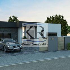 Novostavba moderného 4izb. Rodinného domu 109m2 v Sládkovičove na predaj