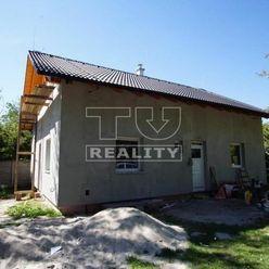 NOVOSTAVBA -> PREDAJ -> RODINNÝ DOM s možnosťou 2 BYTOVÝCH jednotiek, Potônske Lúky, 400 m2