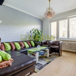 Zrekonštruovaný 3,5- izbový byt na Riazanskej ulici, 2  kúpeľne