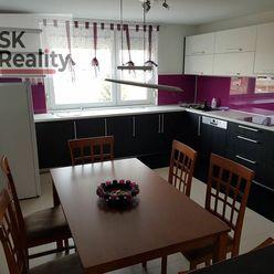Nová cena - 4 izbový byt 150 m2 s dvojgarážou