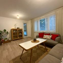 EXKLUZÍVNE NA PREDAJ jedinečný, štýlový 3-izbový  byt s balkónom a veľkou pivnicou na Prednádraží!