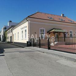 Prenájom kancelárskych, komerčných prevádzkových priestorov v centre Nitry