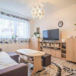 Predám 2 izbový čiastočne zrekonštruovaný byt v Poprade na Starom Juhu