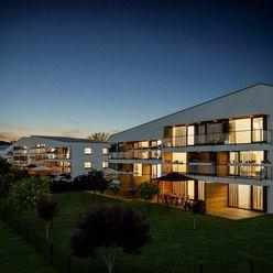 4i byt s balkónom (alebo záhradou) v projekte Stošice - Podhorany, Liptovský Mikuláš