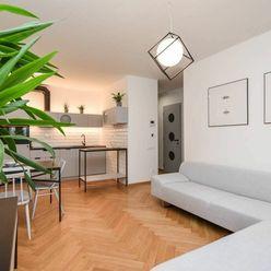 Štýlový 2-izbový byt v projekte Pri Mýte