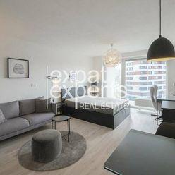 REZERVÁCIA Krásny, štýlový 1i byt, 35 m2, balkón, skvelá lokalita