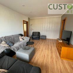 3-izbový byt na Bulvári na prenájom