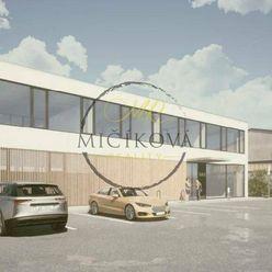 Investičná budova na predaj, 762 m2, Trnava