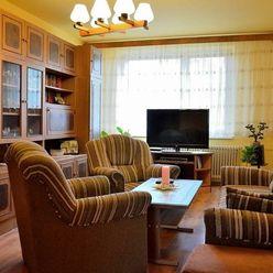 REZERVOVANÉ, 3i byt Okružná Michalovce 96,7 m2 s dvoma balkónmi
