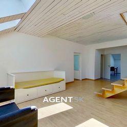 AGENT.SK | Predaj 4-izbového bytu s podkrovím v centre mesta Žiliny