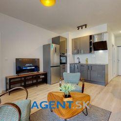 AGENT.SK Prenájom nového 2-izbového bytu v Slnečniciach