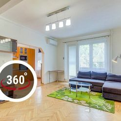 AXIS REAL:: 2 izb.byt, KLÍMA, BALKÓN, BA II. Ružinov, Solivarská ul.