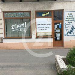 Lukratívne obchodné priestory na prenájom v Košiciach pri AUPARKU