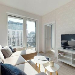 2-izbový byt v novostavbe Slnečnice - zóna mesto A6