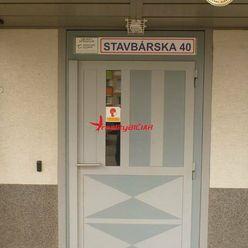 Na predaj komplet prerobený, zariadený 2i byt v Bratislave, Stavbárska