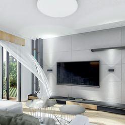 Moderná radová výstavba v Trenčíne - Záblatie