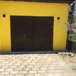 MARTIN centrum, garáž s pozemkom, 23m2