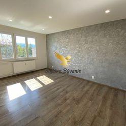 NA PREDAJ novo prerobený 2-izbový byt na Trieda SNP