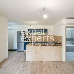 Príjemný 2i byt, 49 m2, zariadený, parkovanie, s lodžiou