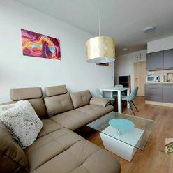 Moderný ešte neobývaný 2-izbový byt v tichej lokalite
