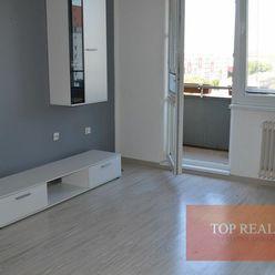 Obľúbený 2,5-izbový byt s balkónom a krásny výhľadom. Sereď