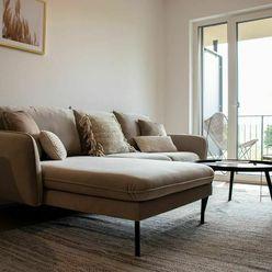 GREEN AVENUE – skolaudovaný 1,5i byt, 48 m2, v štandarde, môžete sa sťahovať