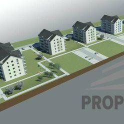 Na predaj novostavba 3-izbového bytu v Pezinku - Muškát
