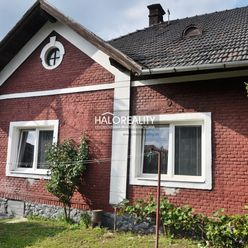 HALO reality - Predaj, rodinný dom Krompachy - EXKLUZÍVNE HALO REALITY