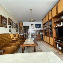 3 izbový byt s balkónom v Nitre - Chrenová