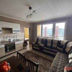 1,5 izbový byt 39 m2, 4/8 p., lóggia, Viedenská ul., Košice - Sever, sídlisko Ťahanovce