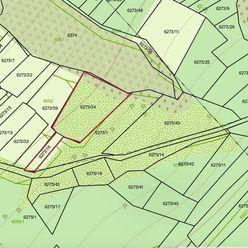 NA PREDAJ: Veľký pozemok v prírode o výmere 3068 m2  v Skalitom pri Oščadnici!!