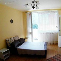 1 izbový byt na prenájom pri Auparku