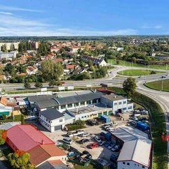 Ponúkame na predaj priemyselnú polyfunkčnú budovu s pozemkom 420m2