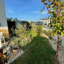 3 izbový byt so záhradou v Hainburgu
