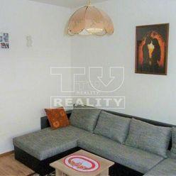 Na predaj čiastočne zrekonštruovaný 3-izbový byt v Poprade.