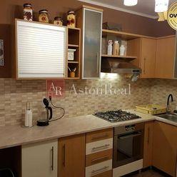 PRENÁJOM: 3-izbový byt s balkónom, Sásová - Rudohorská ulica