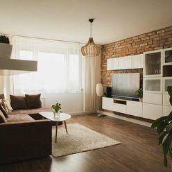 Komárno zariadený 3 izbový byt na predaj - TOP ponuka