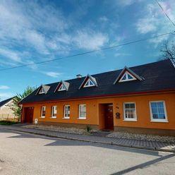 Predaj rodinného domu v obci Štefanov - okres Senica