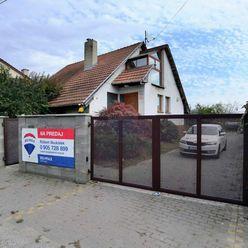 RE/MAX ponúka na predaj nehnuteľnosť, 3-izbový rodinný dom, Veľké Úľany