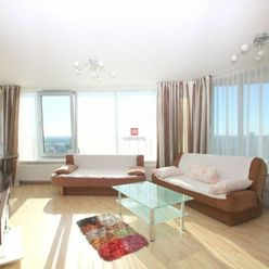 HERRYS - Na prenájom 3 izbový byt moderný byt v III vežiach s parkovaním, internetom a TV!