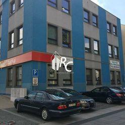 Prevádzková budova, Martin - centrum/pešia zóna/