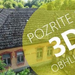 HALO reality - Predaj, rodinný dom Bzince pod Javorinou