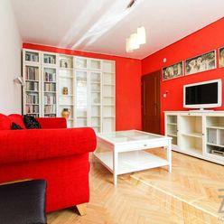 Slnečný 2-izbový byt, prenájom, Košice-Staré Mesto