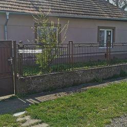 Dražba rodinného domu v obci Tekovské Lužany