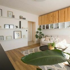 2 izbový byt kompletne zrekonštruovaný a zariadený - predaj