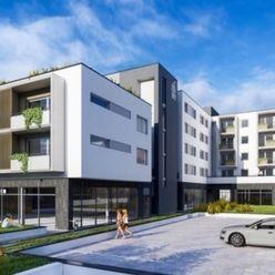 LUXUSNÁ novostavba - Obchodné priestory a kancelárie NA PRENÁJOM - centrum mesta Dunajská Streda