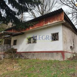 Na predaj :  Chata v údolí Svinky